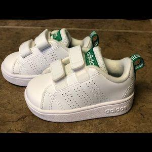 Infant size 3 adidas shoes!!